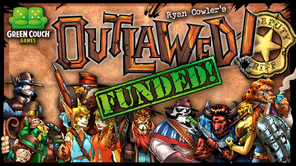 OutLawed! from Ryan Cowler and Green Couch Games! project video thumbnail