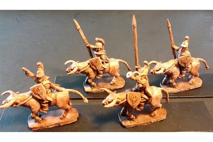 Legian Bull Cavalry