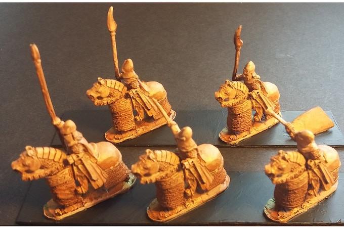 Elvian Cavalry