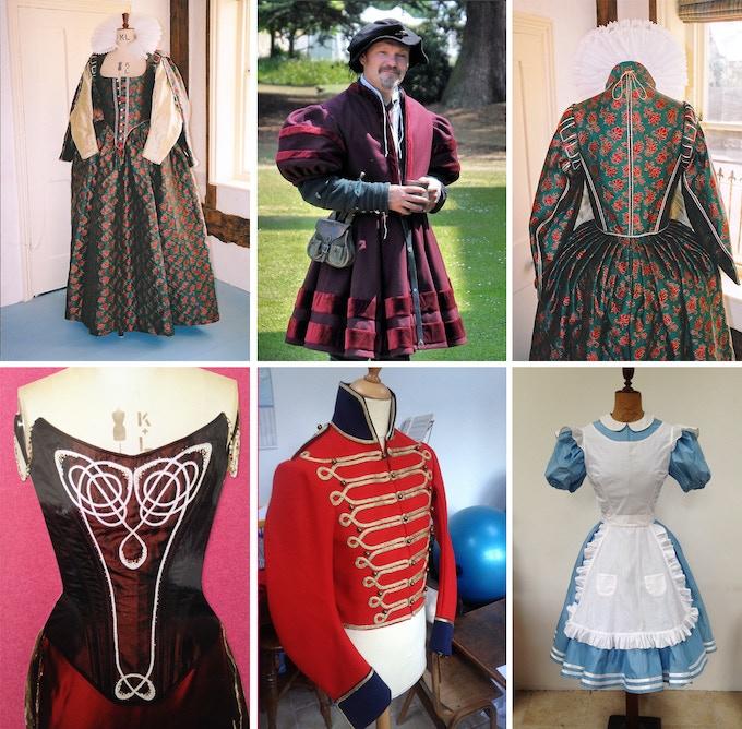Examples of Harriet Waterhouse's work