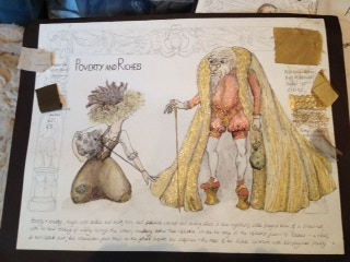 Harriet's design sketches 2