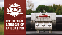 BBKeg: The Official Barbecue of Tailgating