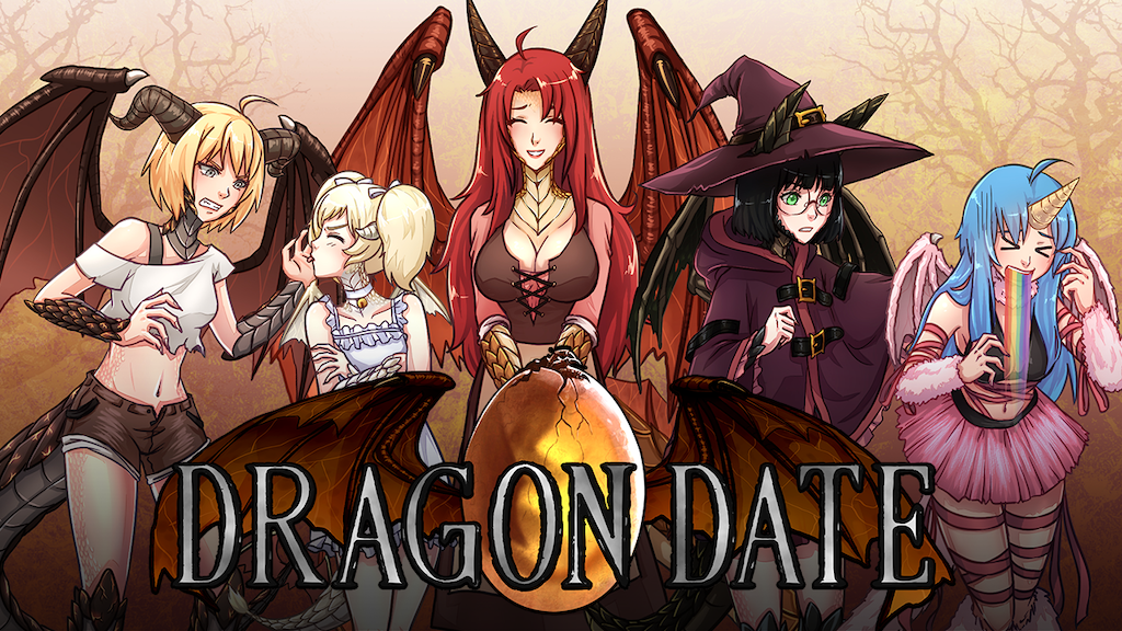 Dragon Date - Adult Visual Novel project video thumbnail