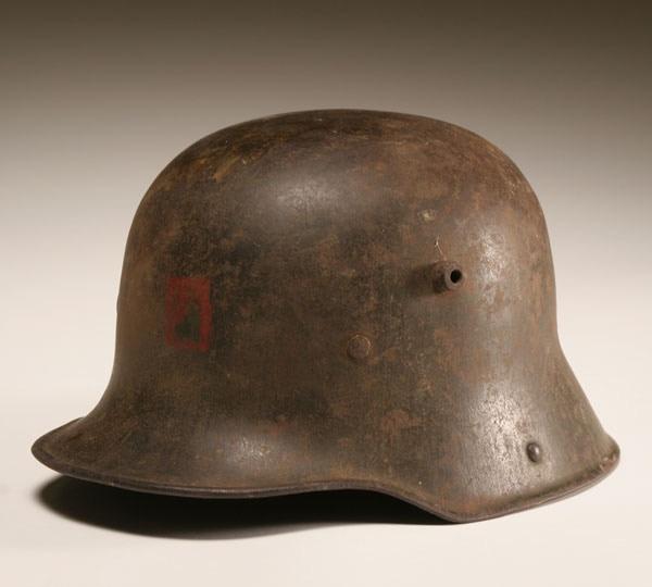 Stahlheim helmet (not actual marker)