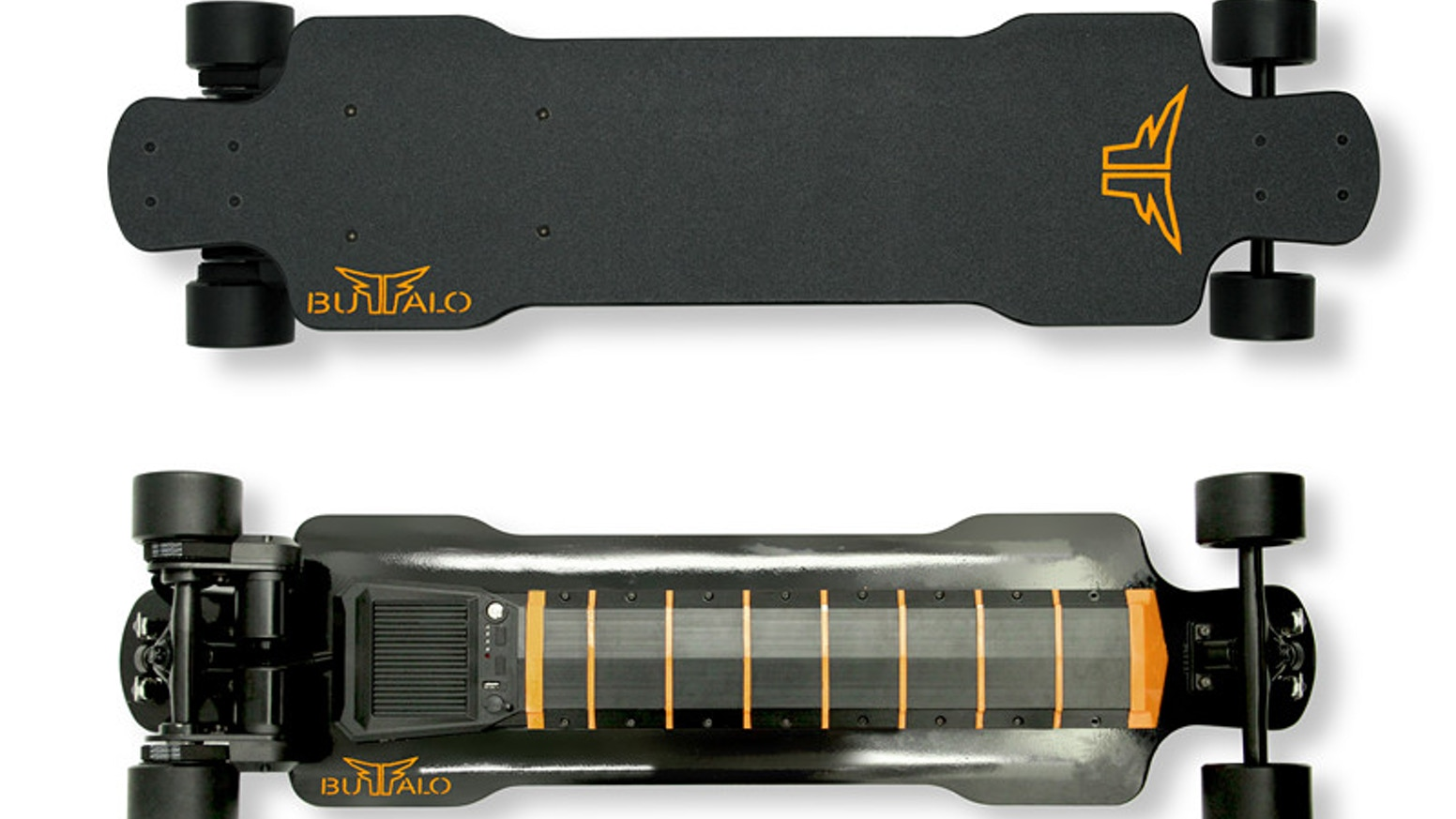 An incredibly innovative Electric Skateboard----Single-Dual Motor Switchable.