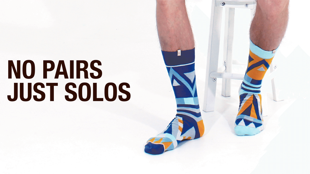 SOLOSOCKS™ - A Sustainable Solution to Sock Waste miniatura de video del proyecto