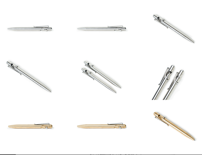 Click here to be taken to a full gallery of images of these pens!