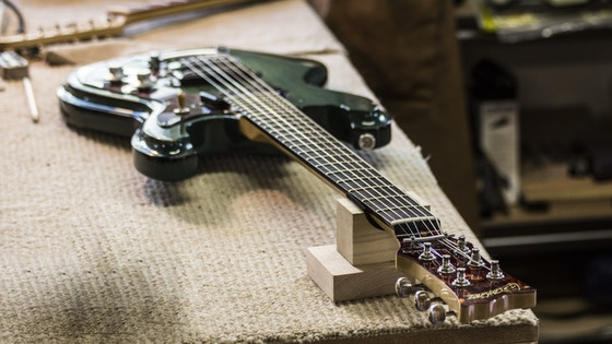 T.P.Customs, traditionally Handcrafted guitars