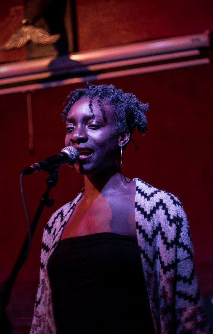 Itoro and I create harmonies I have never been able to create with anyone. She is a singer-songwriter with her own beautiful material too! Check her out here: http://thoughtsofmymind-itoro.blogspot.com/