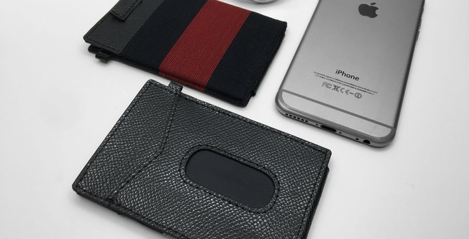 crossgrain leather x-flex slim wallet