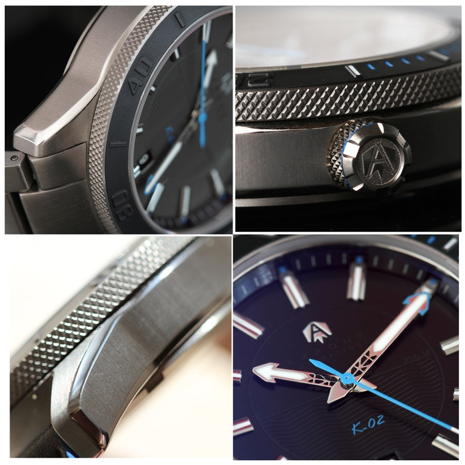 Important Quotes From Into Thin Air With Page Numbers: Titanium Diver Watch