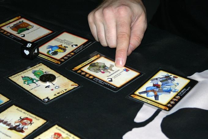 Arrr il gioco di carte dei pirati by play pirates kickstarter - Gioco da tavola bring the noise ...