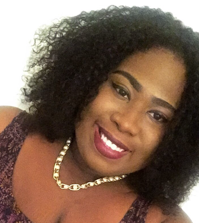 Shanice G. Richardson, Writer, 2nd Assistant Director, 2nd Script Supervisor/Continuity