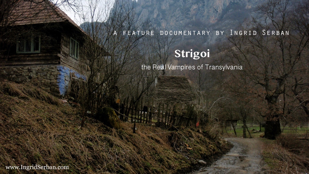 Strigoi, the Real Vampires of Transylvania project video thumbnail