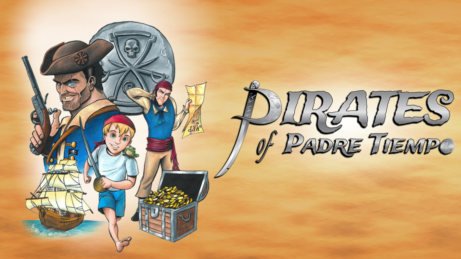 When a little boy comes across a cursed pirate treasure, he's transported back in time three hundred years to the Golden Age of Piracy!