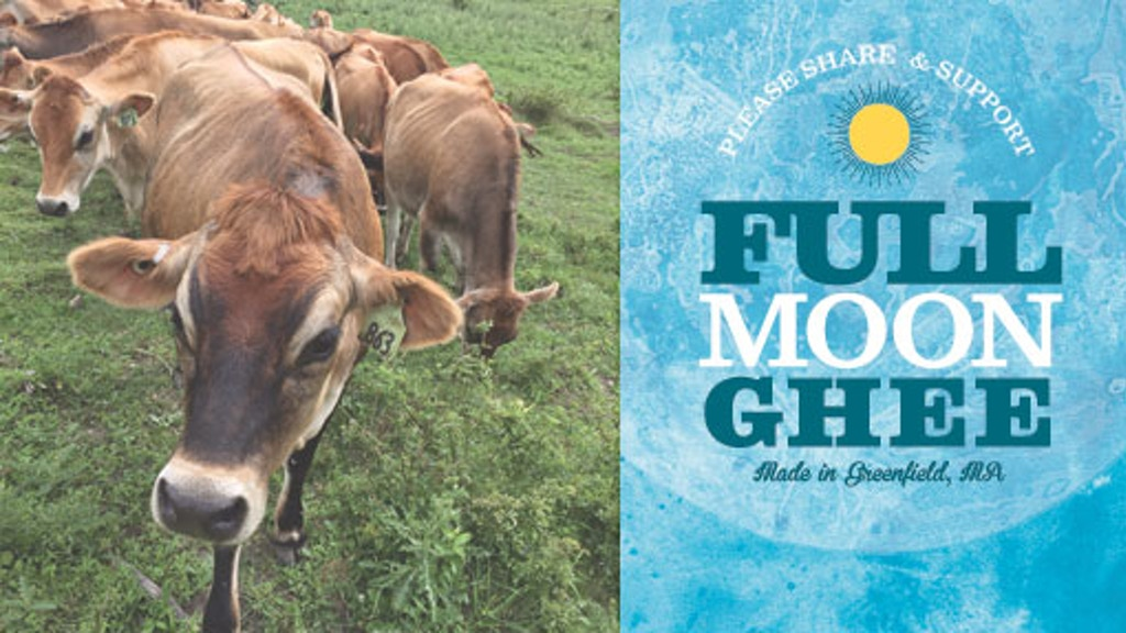 Full Moon Ghee: ancient wisdom, locally sourced project video thumbnail