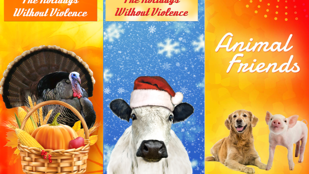 Animal Rights Holiday Brochures project video thumbnail