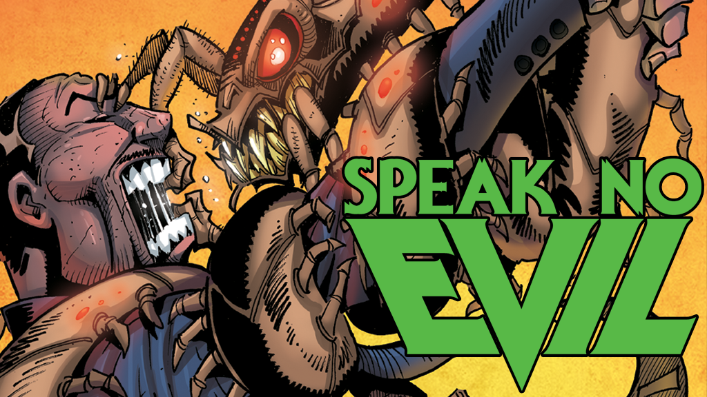Speak No Evil - Issue #2 project video thumbnail