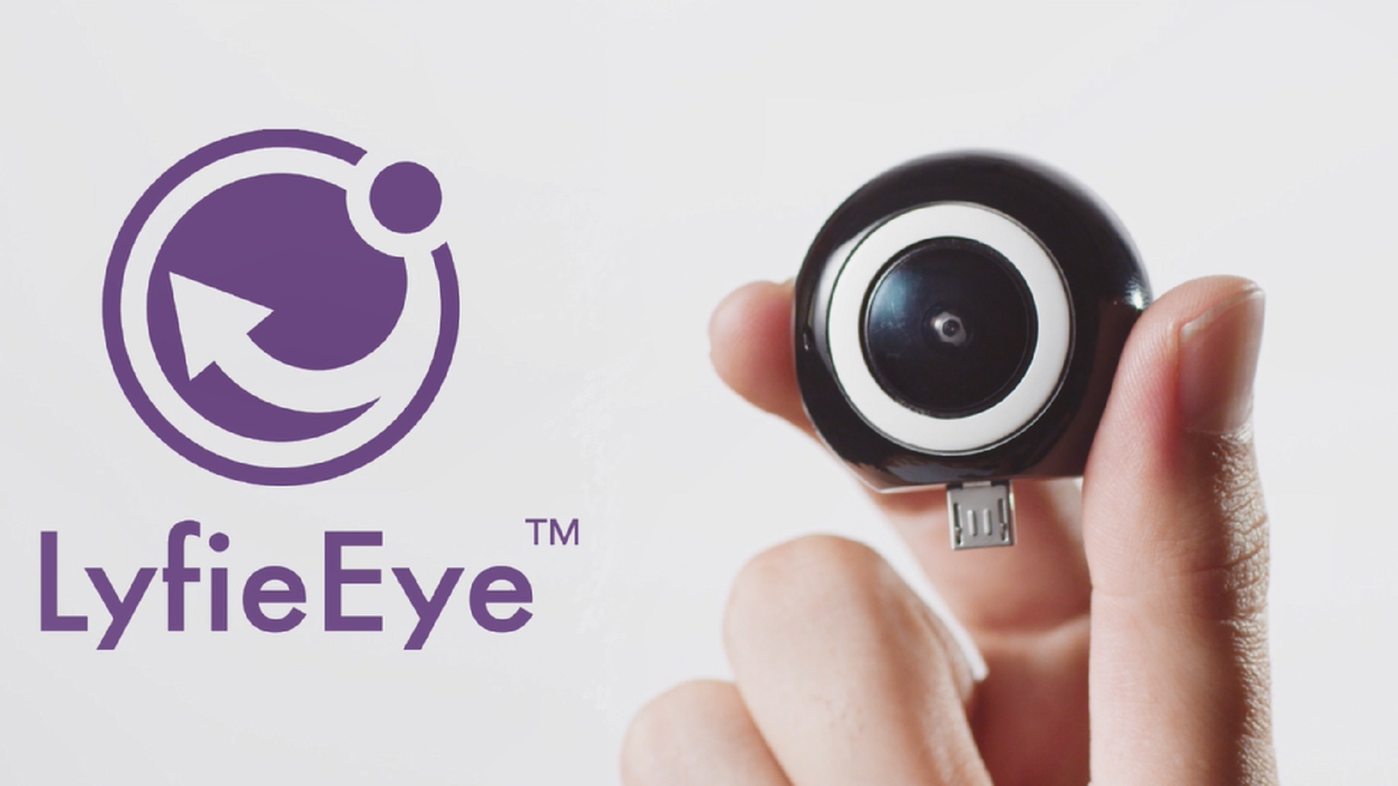 LyfieEye™ allows users to record and share Spherical 360⁰ content using their Android™ smartphones.