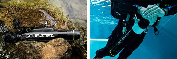 the handy dive adapter
