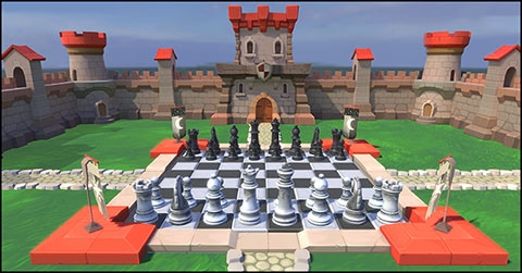 """Chess Heroes is exceptionally good looking."" (Twitch viewer)"