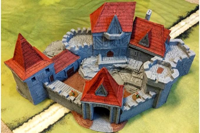 Vampirian Castle