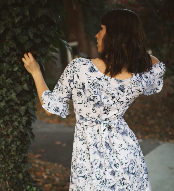 the Camilla dress