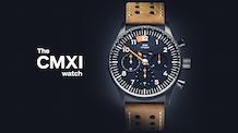 CMXI watch - A true 70s sports car companion