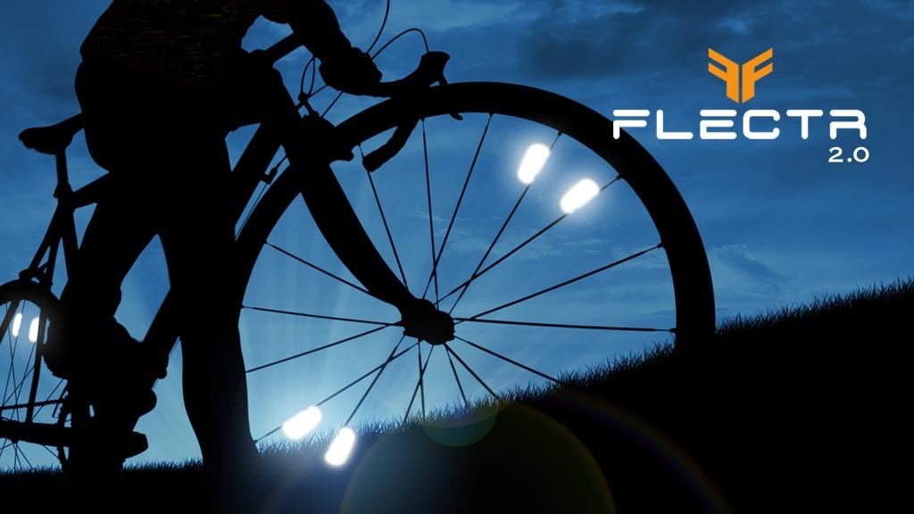 FLECTR 2.0 - The ultra performance wheel reflector project video thumbnail