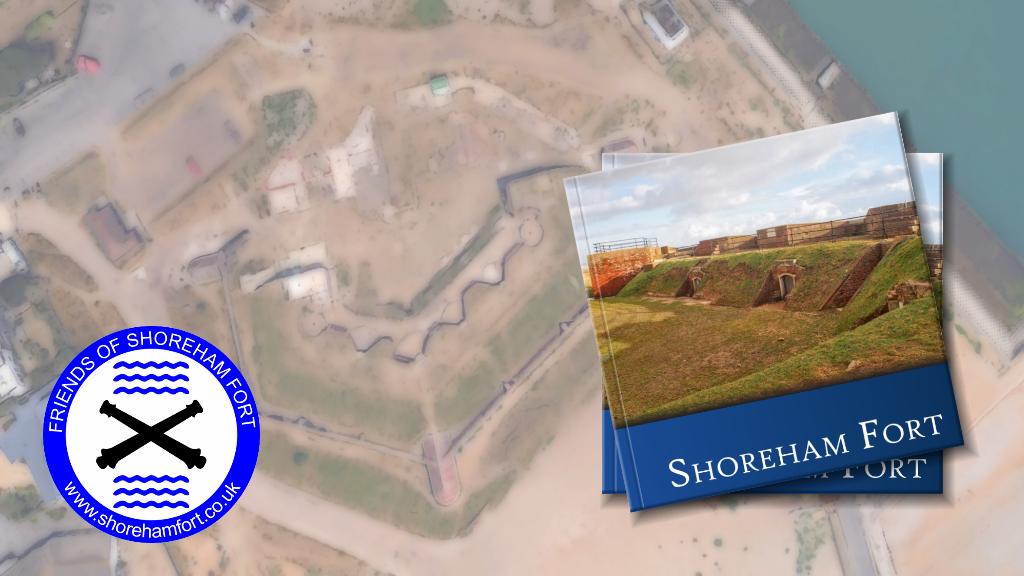 Shoreham Fort Souvenir Guide Fundraiser project video thumbnail