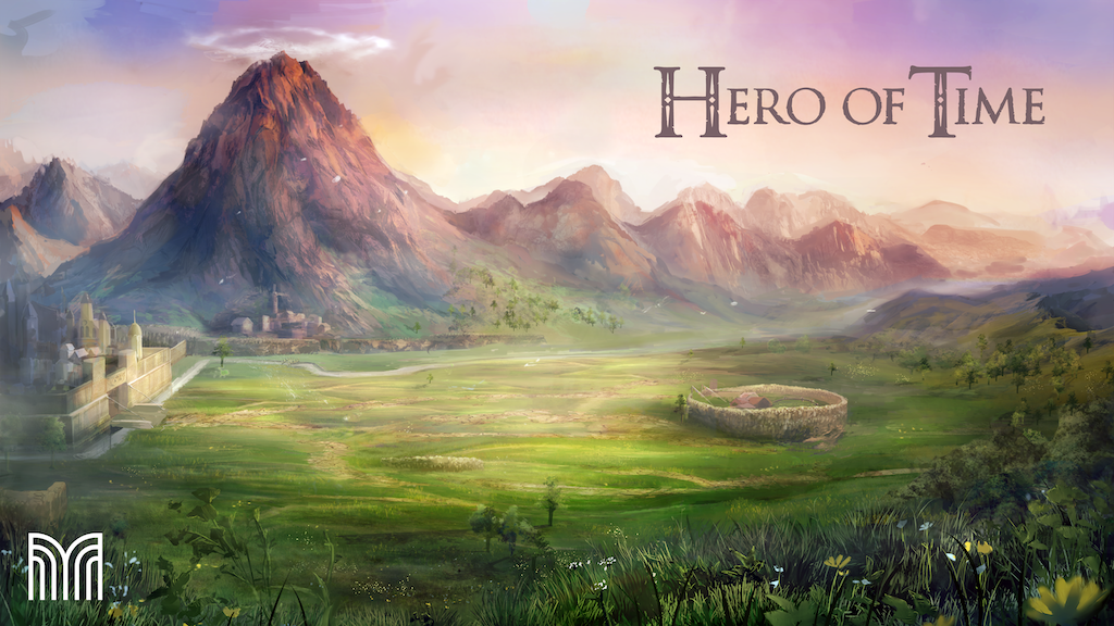 Materia Collective presents: Hero of Time project video thumbnail