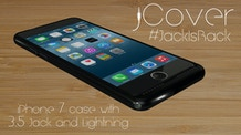 jCover - #JackIsBack - iPhone 7 / 7+ Cover with DAC and Jack