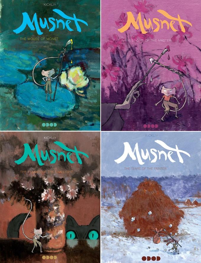 Musnet #1-4