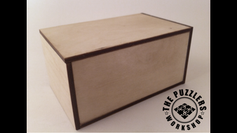 The Puzzler Box - What Treasure Will You Find Inside?