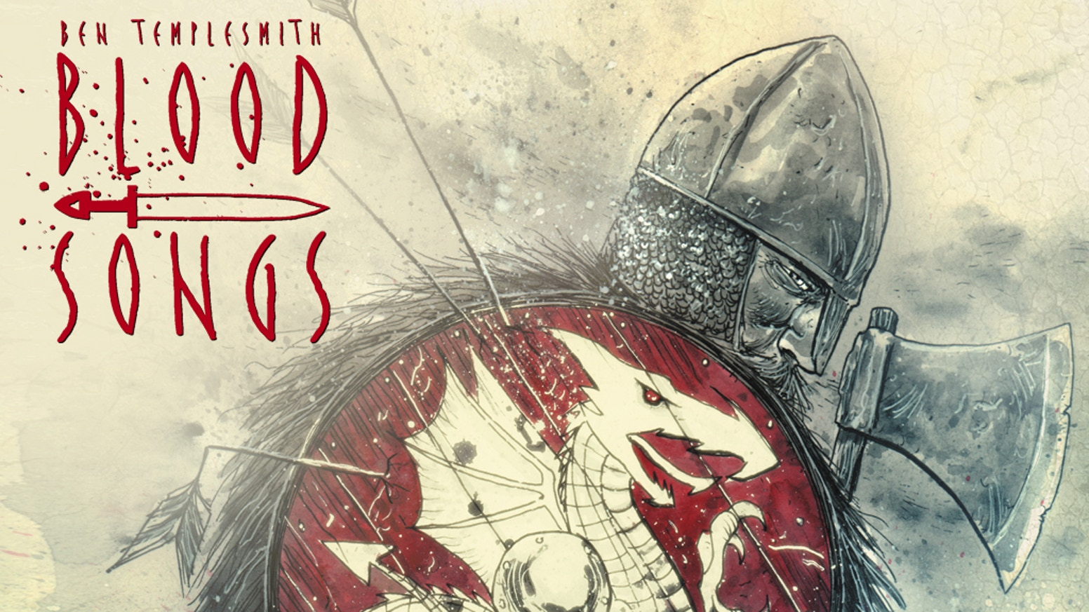 Fire, blood & Vikings! Stories from a time when kingdoms were forged in battle & the old ways still survived.