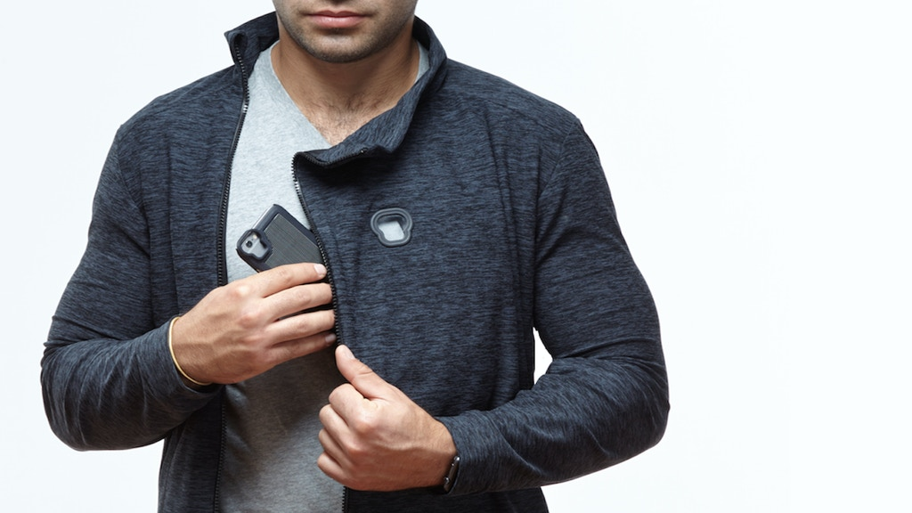 World's Best Smartphone Jacket - Record & Stream With Captr project video thumbnail