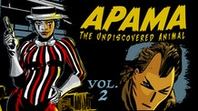 Apama: The Undiscovered Animal Volume 2