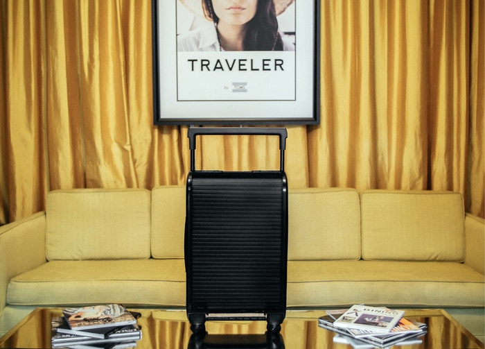 Meet the world's most revolutionary luggage, featuring zipperless entry for faster access, USB charging, a built-in scale, and location tracking.