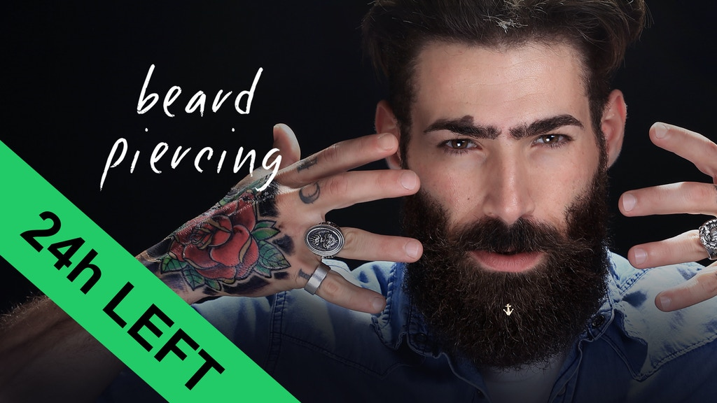 KRATO Beard Accessories project video thumbnail
