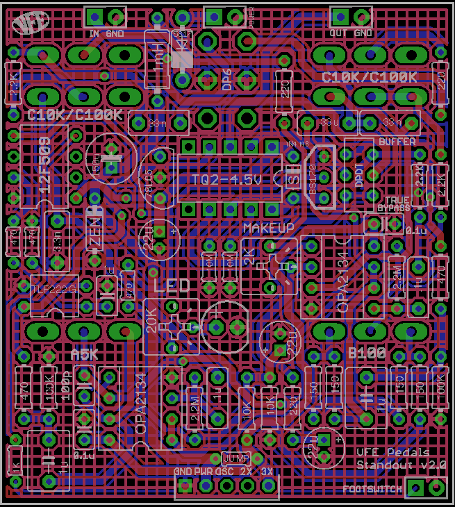 This PCB will arrive fully assembled by Technotronix.