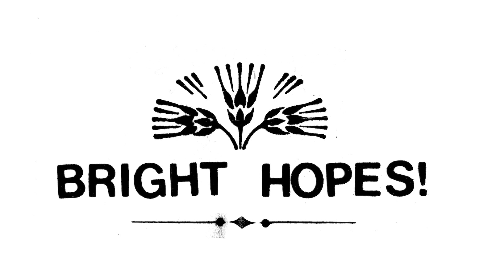 Mike Crawford and his Secret Siblings have recorded a new album called Bright Hopes!