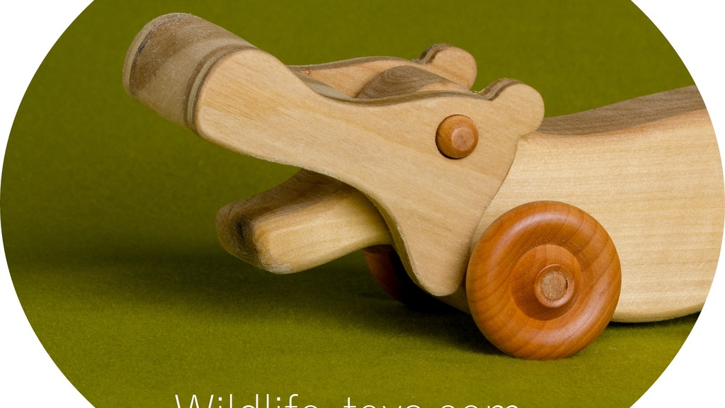 Wildlife Toys-Animated Hardwood Toys since 1978 project video thumbnail