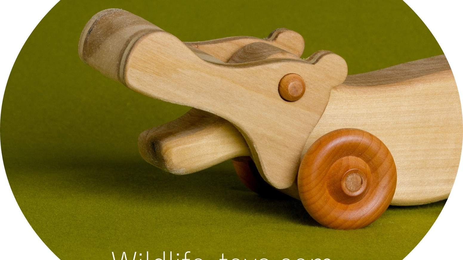 wildlife toys-animated hardwood toys since 1978david