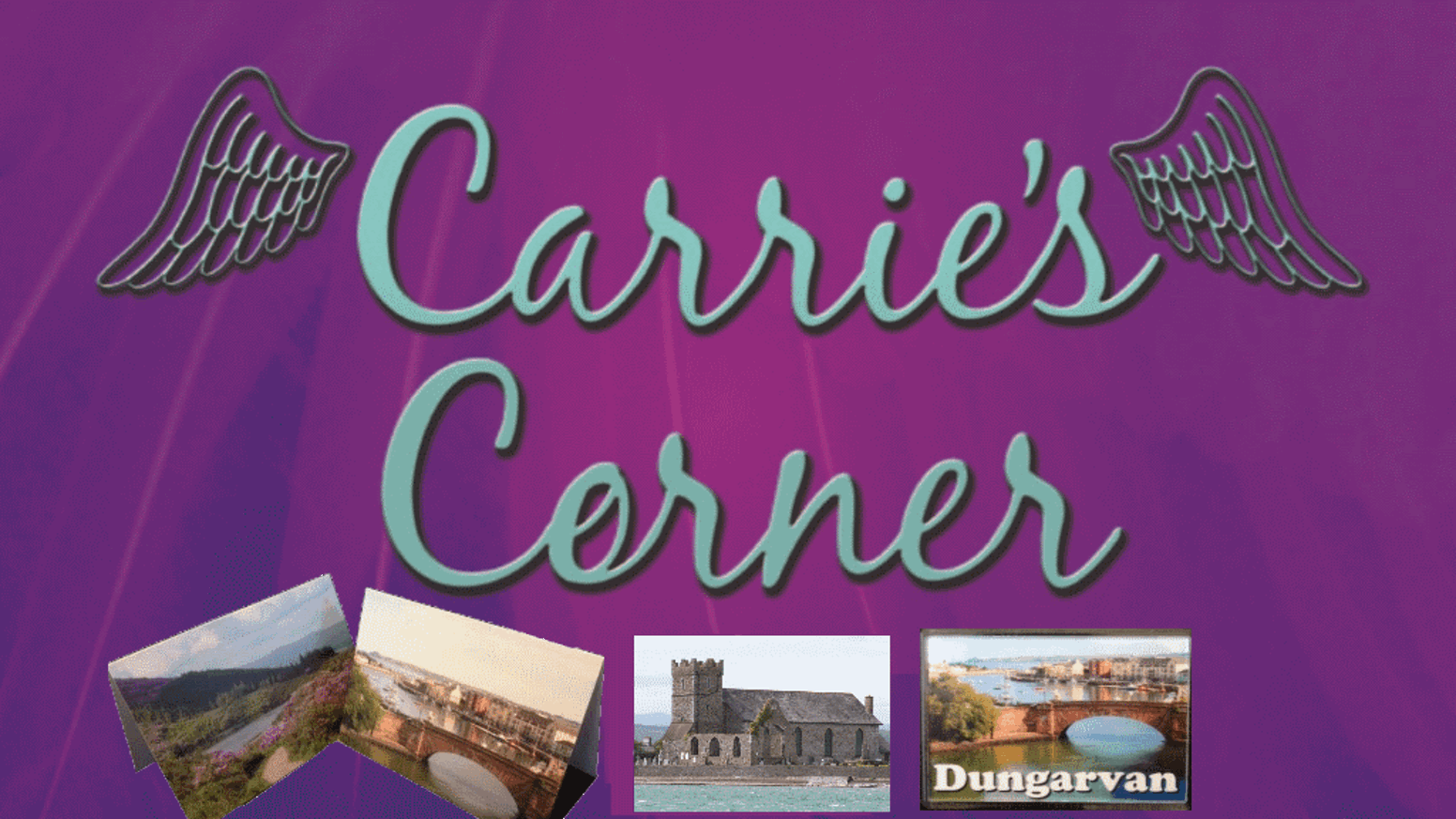 Carries Corner Greeting Cards By Carmel Keith Kickstarter
