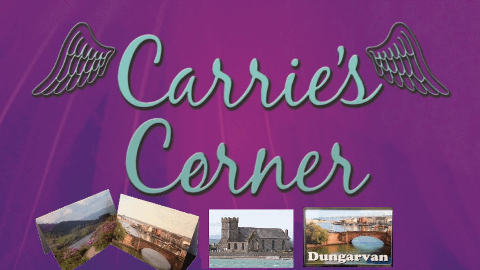 Carries Corner Greeting Cards By Carmel Keith Kickstarter