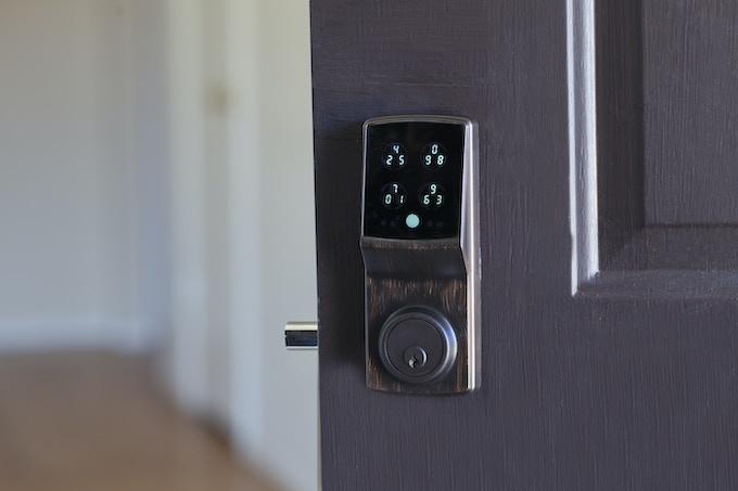 PIN Genie Smart Door Lock by PIN Genie, Inc  — Kickstarter