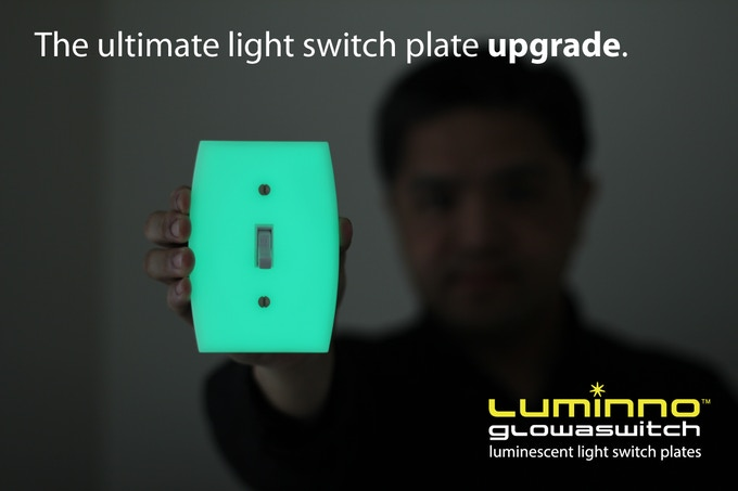 The ultimate light switch plate upgrade