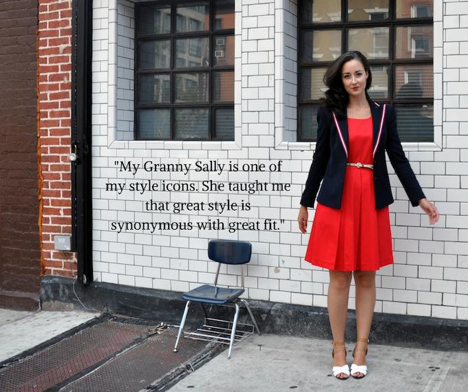Zoe Smythe, Fashion Designer, Brooklyn, NY