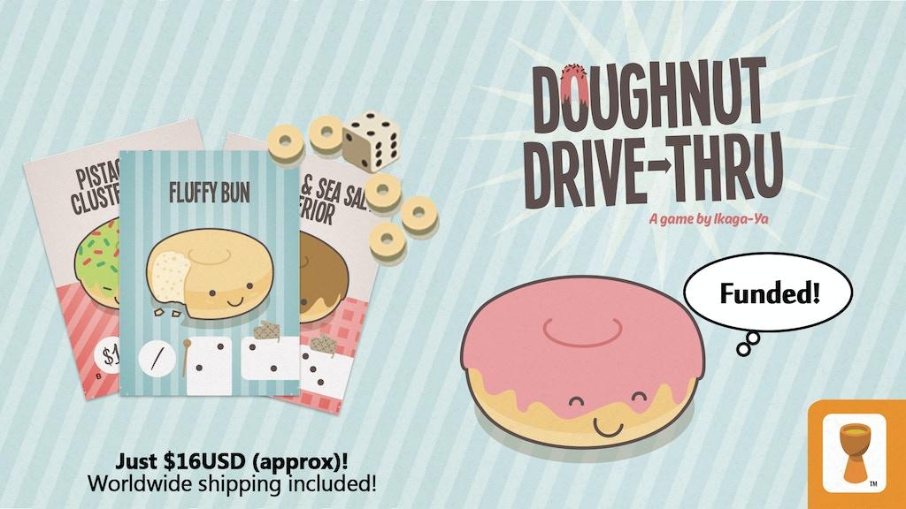Doughnut Drive-Thru project video thumbnail