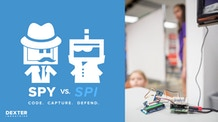 Spy v. sPi Robot Missions: Code. Capture. Defend